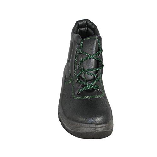 casteljaloux Group Workers S3SRC Chaussures de travail Chaussures de sécurité haut Noir Noir - Noir