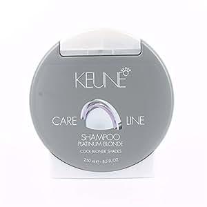 Keune Platinum Blonde Shampoo 250ml