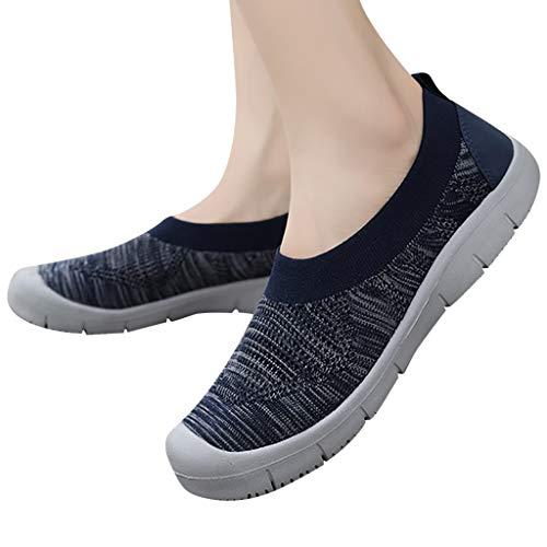 Jujia Co., Ltd. Donna Scarpe da Ginnastica Respirabile Sneakers Running Scarpe Sportive Corsa Scarpe da Ginnastica Running Sportive Interior all'Aperto Tennis Fitness Basse Sneakers