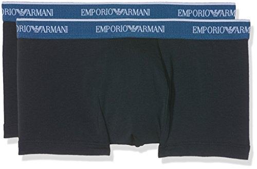 Emporio Armani Underwear Herren 1112107P717 Retroshorts, Blau Marine 27435, X-Large