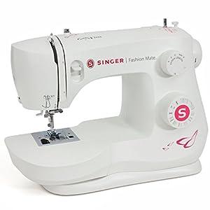 Singer 3333 Fashion Mate Sewing Machine, White