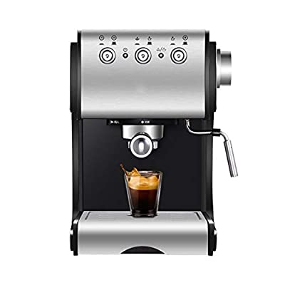 Fully automatic coffee machine Home coffee machine semi-automatic commercial coffee machine steam foaming machine multi-function coffee machine