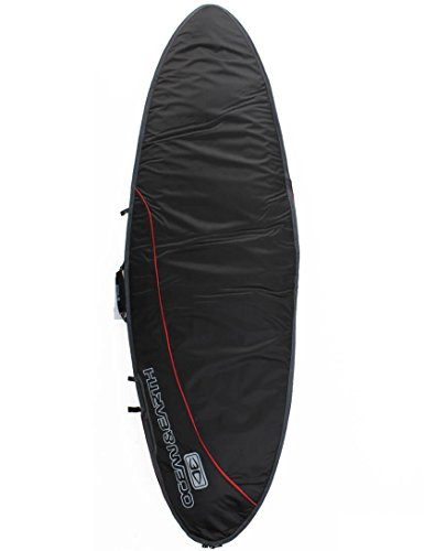 ocean-earth-aircon-fish-surfboard-bag-10mm-6ft-8-black-red