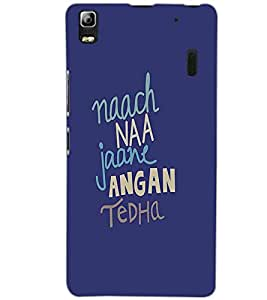LENOVO A7000 PLUS NAACH NA JAANE Back Cover by PRINTSWAG
