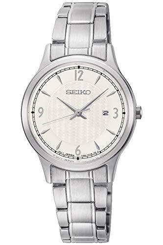 Seiko neo classic orologio Donna Analogico Al quarzo con cinturino in Acciaio INOX SXDG93P1