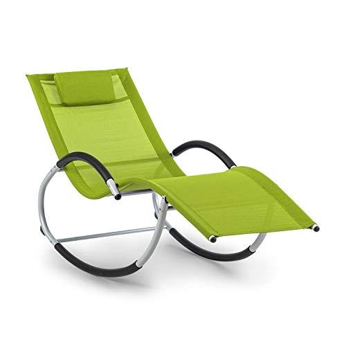 blumfeldt Westwood Rocking Chair Schaukelliege • ergonomisch geformt • Material: Comfo