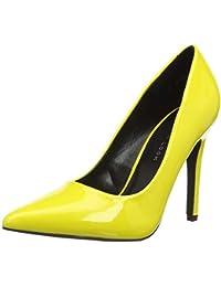 c173401e New Look Wide Foot Scramble, Zapatos de tacón con Punta Cerrada para Mujer