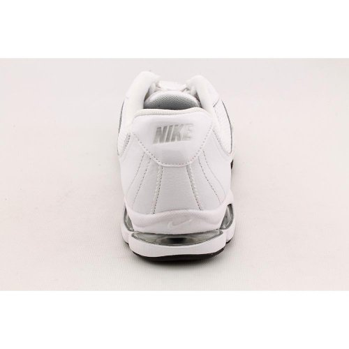 NIKE WMNS NIKE AIR SUPERARE PELLE (donna) WHITE/BLACK/METALLIC SILVER/WHITE