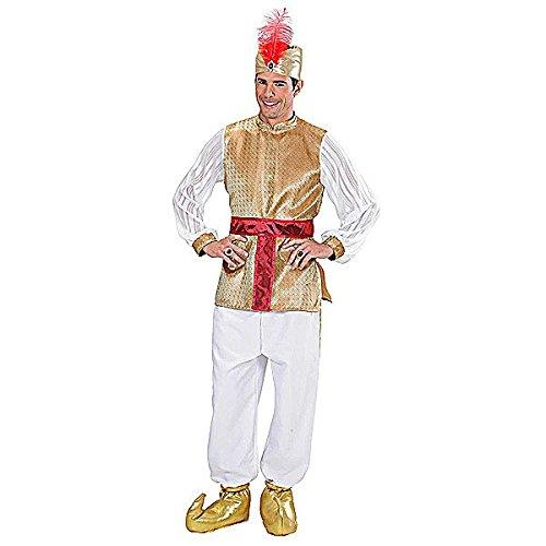 WIDMANN wid02331Erwachsene Kostüm Sultan, Mehrfarbig, S (Sultan Kostüm Für Erwachsene)