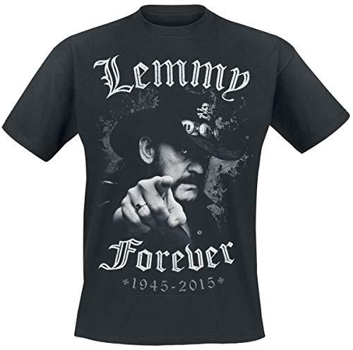 Motörhead Lemmy - Forever Camiseta Negro L