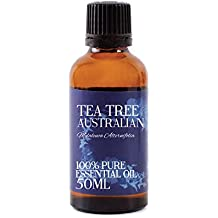 Mystic Moments Tea Tree Australiano Olio Essenziale - 50ml - 100% Puro