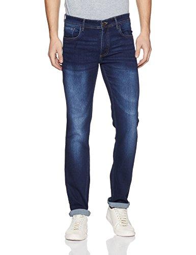 Newport by Unlimited Men's Slim Fit Jeans (274374245_BLUE-DS_34)