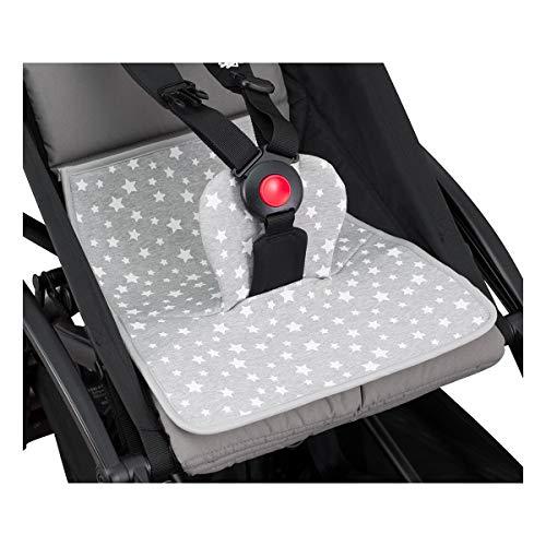 1PC Respirant b/éb/é Poussette si/ège Pad B/éb/é Poussette Voiture Chaise Haute Si/ège Coussin Liner Tapis Pad Couvercle Protecteur Respirant