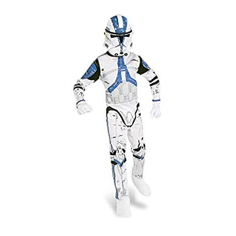 Star Wars – Clone Trooper Kostüm – Kinder (Star Wars Clone Trooper Kostüm Kinder)