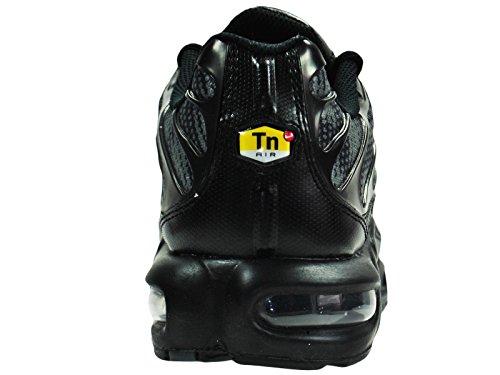 Nike Air Max Plus Txt, Scarpe da Fitness Uomo black white dark grey 011