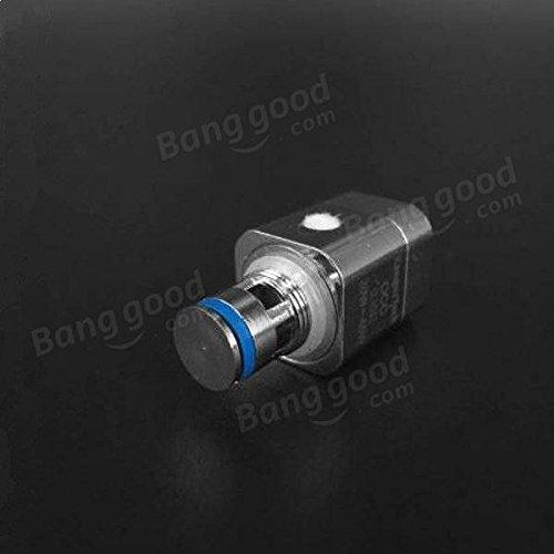 mark8shop Kanger níquel ni200OCC cabeza de bobina para control de temperatura Color 0.15Ohm