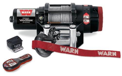 Warn ProVantage 2500Treuil pour véhicule tout-terrain (ATV)