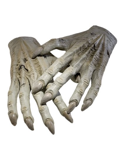 r Hands by Rubie's (Dementoren-kostüm)