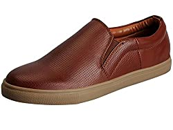 BATA Mens Casual Shoes (7UK/INDIA (41EU), Brown)