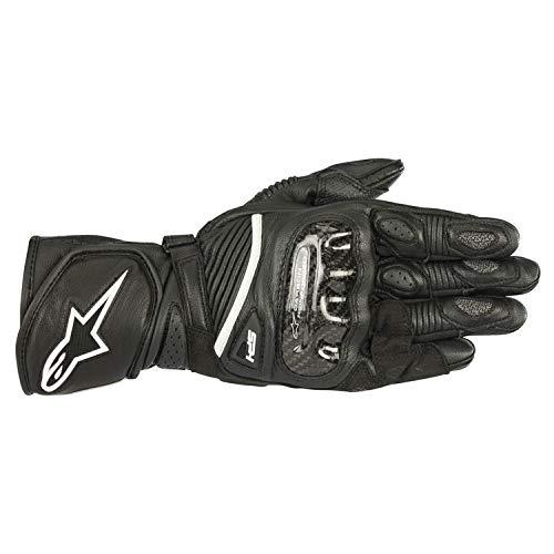 Alpinestars Motorradhandschuhe Stella Sp-1 V2 Gloves Black, Schwarz, M
