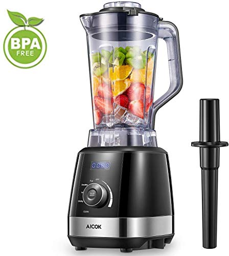 Blender Smoothie Maker, Aicok 32...
