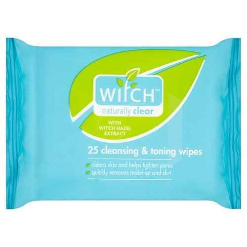 Witch Witch Cleansing & Toning Wipes 25 - Toning Wipes