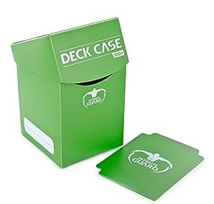 Êltimo Guardia - Êltimo Protector del Caso del Cuadro de la Cubierta 100 Tarjetas de tamaño estándar Verde