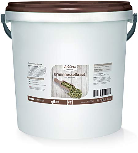 AniForte Brennnesselkraut grob geschnitten 10 Liter – Naturprodukt für Pferde