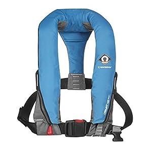 41Bltr5OfvL. SS300  - Crewfit 165N Sport Lifejacket - Manual - Blue (Non Harness)