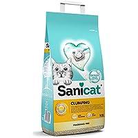SANICAT clumping unscented 10L