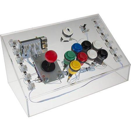 Arcade Gamestation Raspberry Pi 3 Bundel | inkl. Raspberry Pi 3B