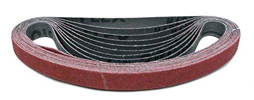 Preisvergleich Produktbild 10 Stück Klingspor Schleifband CS310XF | 10 x 330 mm | Industriequalität | Körnung nach Wahl (60)