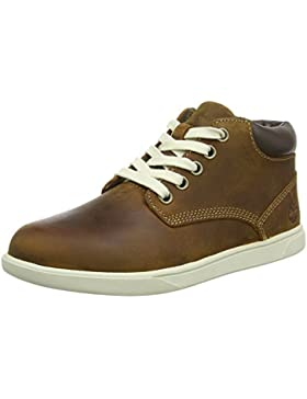 Timberland Groveton_Groveton Leather Chukka, Unisex-Kinder Sneakers