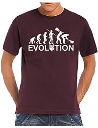 Evolution Heavy Metal Rock T-Shirt S-5XL div. Farben