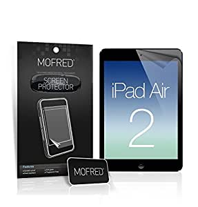6 Pack Screen Protector for Apple iPad Air/iPad Air 2 (2013-2015 Version) Tablet WiFi 16GB 32GB 64GB