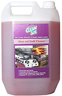 Cleansol GrillGlo (Oven and Grill Cleaner) - 5L