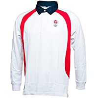 England Rugby Long Sleeved Rugby Shirt