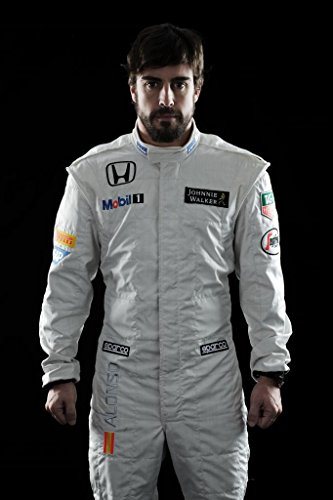 mclaren-mp4-30-formula-one-2015-fernando-alonso-us-imported-wall-poster-print-30cm-x-43cm-brand-new-