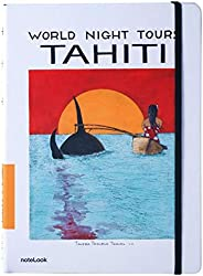 Scrikss Takeda Defter, Çizgili, A6, Tahiti