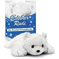 Kinder-Wärmflasche Eisbär Rudi 1362-05 0,5 L, sehr flauschig preisvergleich bei billige-tabletten.eu