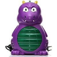 Preisvergleich für Gess Drache ADMED Inhaliergerät Kinder Inhalator Inhalation Aerosol Vernebler Kompressor Drache