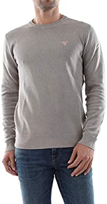 Guess M01R51 R2L90 White River - Sudadera para Hombre  S
