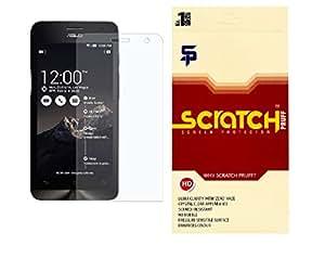 Scratch Pruff Matte Screen Guard For Asus Zenfone 6