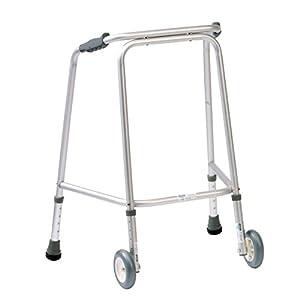 NRS Gehhilfe (auf Rädern), verstellbare Höhe