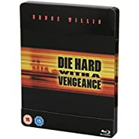 Die Hard With a Vengeance BD Steelbook