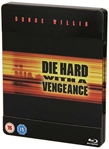 Die Hard With a Vengeance BD Steelbook [Reino Unido] [Blu-ray]