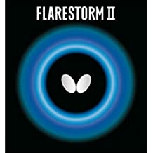 Schmetterling flarestrom II Tischtennis Gummi