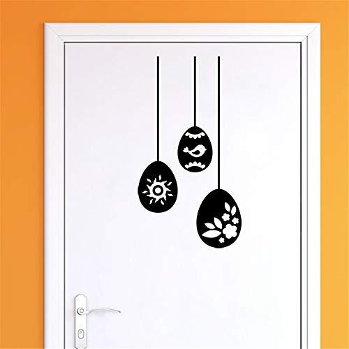 wandaufkleber kinderzimmer Ostereier für Tür Zeichen Kinderzimmer Kinderzimmer