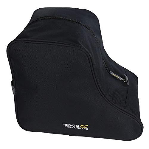 Regatta Boot Bag - Macuto de Senderismo, Color Negro
