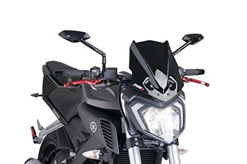 Windschild Puig Yamaha MT-125 14-17 dunkel getönt